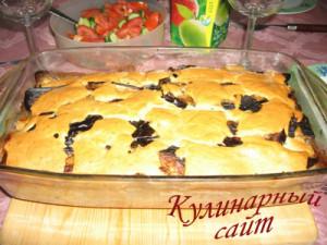 пирог с баклажанами3
